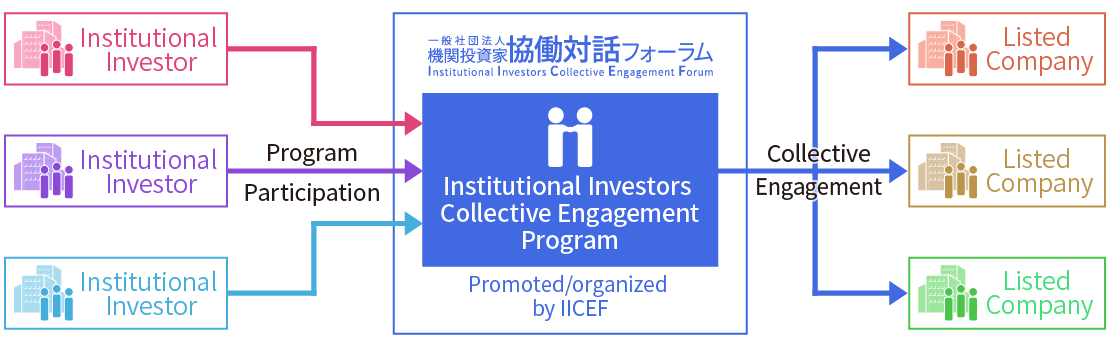 Institutional Investors Collective Engagement Program Outline
